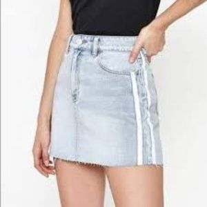 Pacsun Denim Skirt Size 25